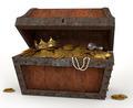 Pirates chest - PhotoDune Item for Sale