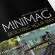 Gstudio Minimag Magazine Template - GraphicRiver Item for Sale