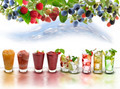Fruit Drinks Assortment - PhotoDune Item for Sale