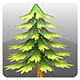 Lowpoly Trees Toon pack 4 - 3DOcean Item for Sale