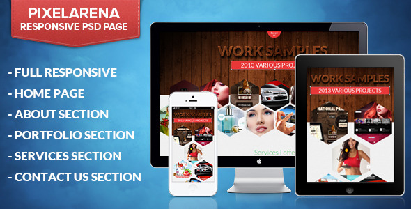 ThemeForest PixelArena 4299046