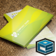 Greenish Business Card 07