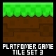 Platformer Game Tile Set 3 - GraphicRiver Item for Sale