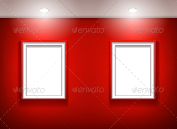 GraphicRiver Gallery Frames 4301790