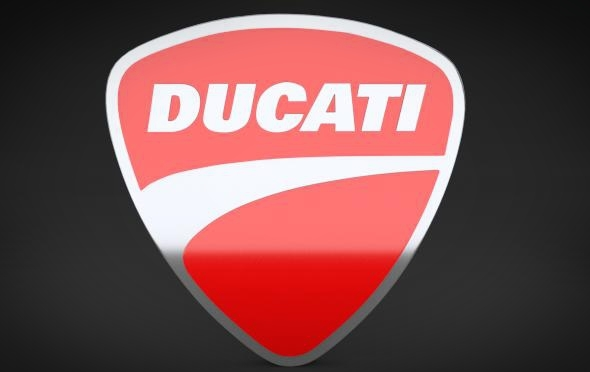 Ducati Logo - 3DOcean Item for Sale