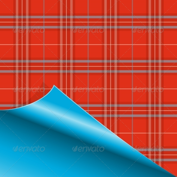 GraphicRiver Paper with Tartan Pattern 4302069