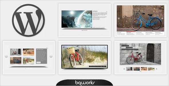 WordPress Responsive Galleries & Slideshows