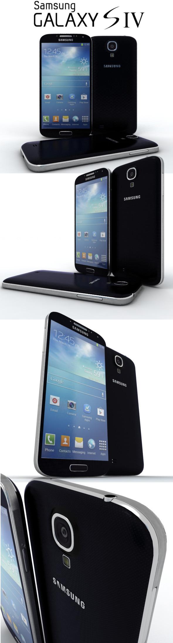 3DOcean Samsung Galaxy S4 4304234