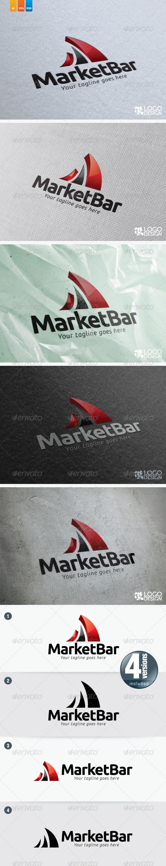 Market Bar - Symbols Logo Templates