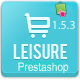 Leisure - Responsive HTML5 Prestashop Theme - ThemeForest Item for Sale