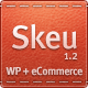Skeu — Skeumorphic Responsive WordPress Theme - ThemeForest Item for Sale