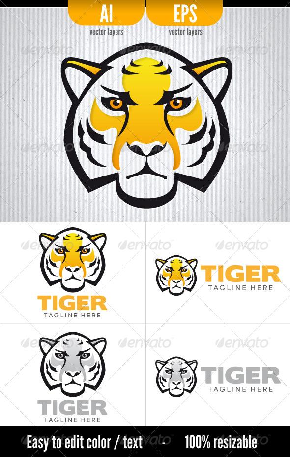 GraphicRiver Tiger 4308771