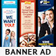 Corporate Banner Set Bundle 2.0 - GraphicRiver Item for Sale