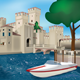 Sirmione-Italy - GraphicRiver Item for Sale