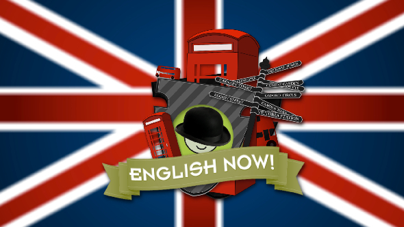 English Now Broadcast English School Pack