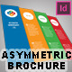 Asymmetric Brochure - 2 x A4 (8 pages) - GraphicRiver Item for Sale