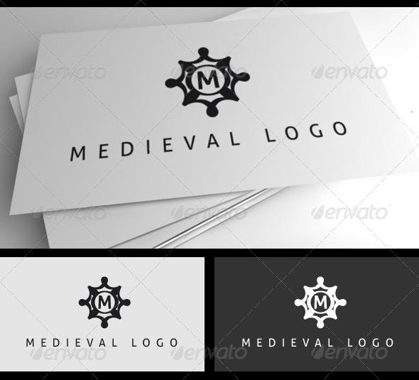GraphicRiver Medieval Logo 4216538