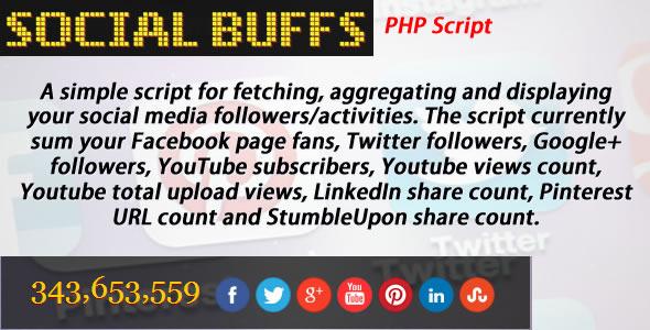 CodeCanyon Social Buffs 4298844