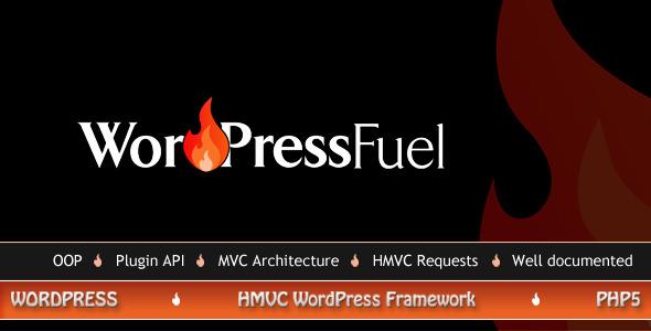 CodeCanyon WordPressFuel HMVC WP Plugin Development Framework 4316590