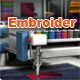 Embroider - VideoHive Item for Sale