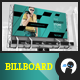 Multipurpose Billboard 1 - GraphicRiver Item for Sale
