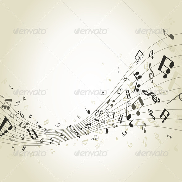 Abstract music4 - Stock Photo - Images