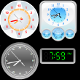 HTML5 (JavaScript) Clocks