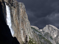 Spring Storm Yosemite Falls - PhotoDune Item for Sale