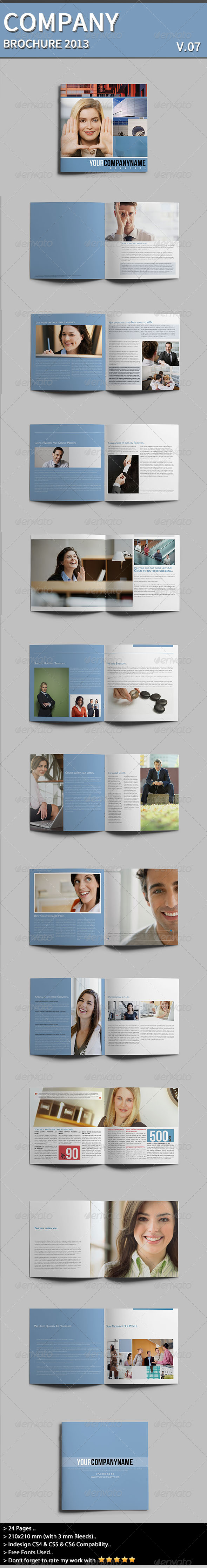 Company Brochure 2013 Part 07 - Informational Brochures