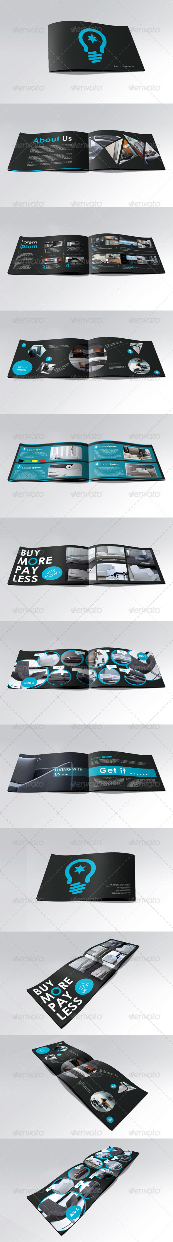 A5 Booklet / Catalogue / Brochure  - Corporate Brochures