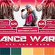 Dance War Flyer - GraphicRiver Item for Sale