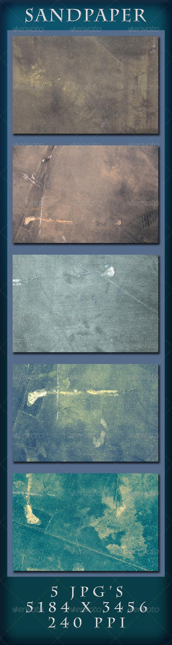 GraphicRiver Sandpaper 4321338