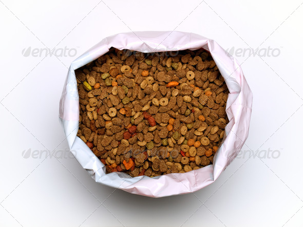 Cat food - Stock Photo - Images