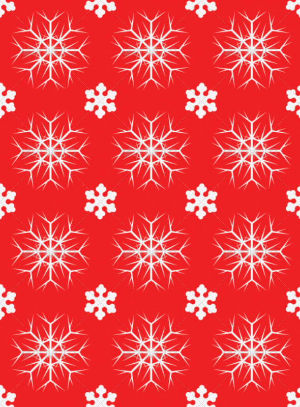 Seamless Floral Pattern 006 - Patterns Decorative