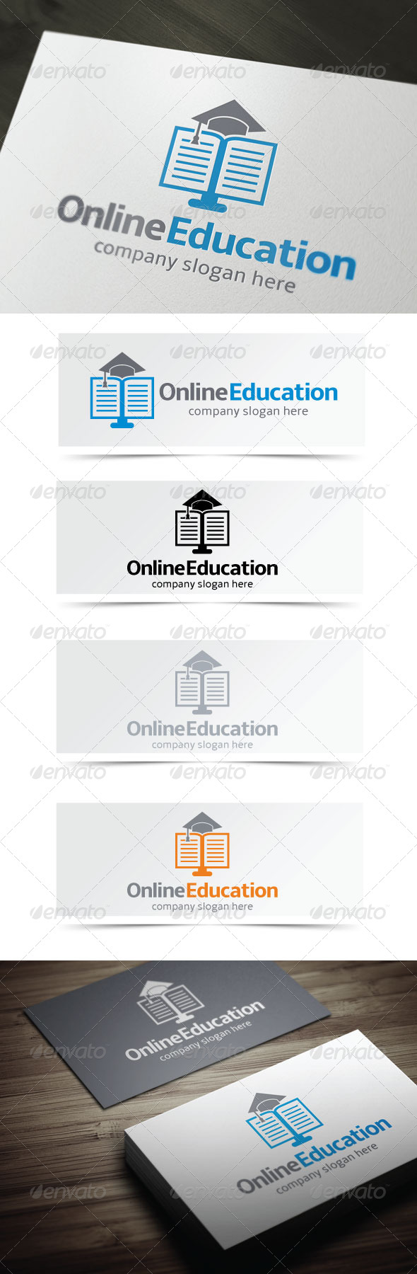 GraphicRiver Online Education 4322098