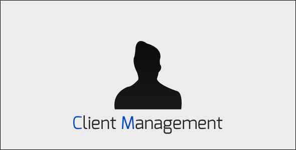 CodeCanyon Client Management 4322099