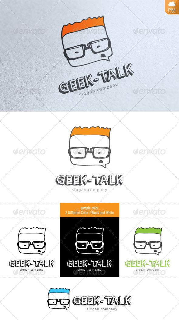 GraphicRiver Geek-talk 4323869