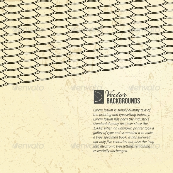GraphicRiver Layer of Roofing 4323931