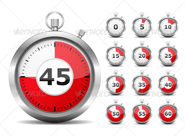 GraphicRiver Timers 4323933