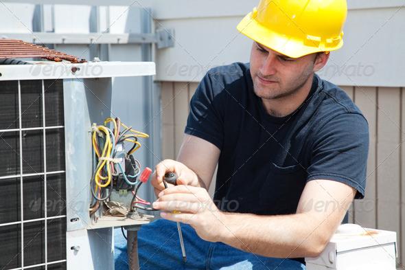 PhotoDune Air Conditioning Repair 465442