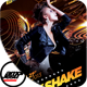 Friday Shake Flyer Template - GraphicRiver Item for Sale