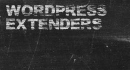 Wordpress Extenders