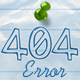 Multipurpose 404 Error Page Template - GraphicRiver Item for Sale