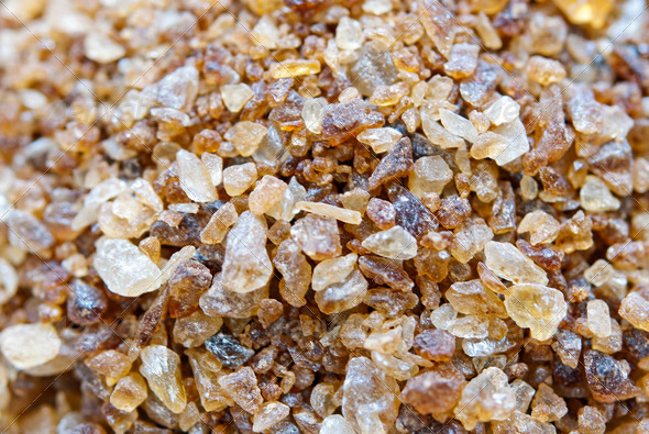 Brown Rock Candy - Stock Photo - Images