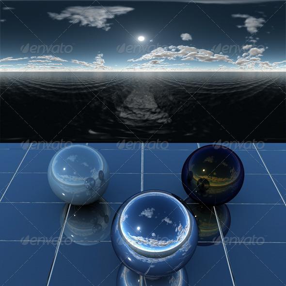 3DOcean Sea 63 4331015