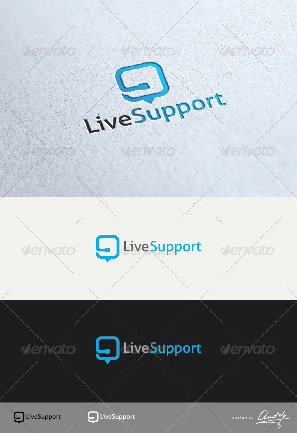 GraphicRiver Live Support 4248710
