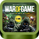 War of Game Flyer Template - GraphicRiver Item for Sale