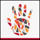 Creative Hand - Art that Speaks Logo - GraphicRiver Item for Sale