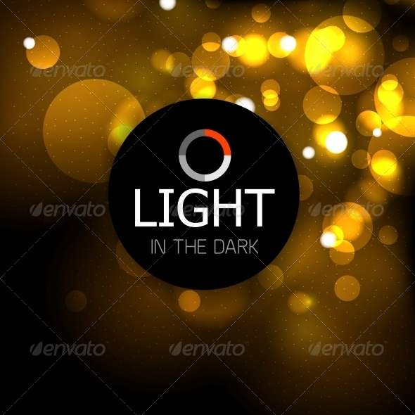 GraphicRiver Shiny Light Abstract Design Template 4334191