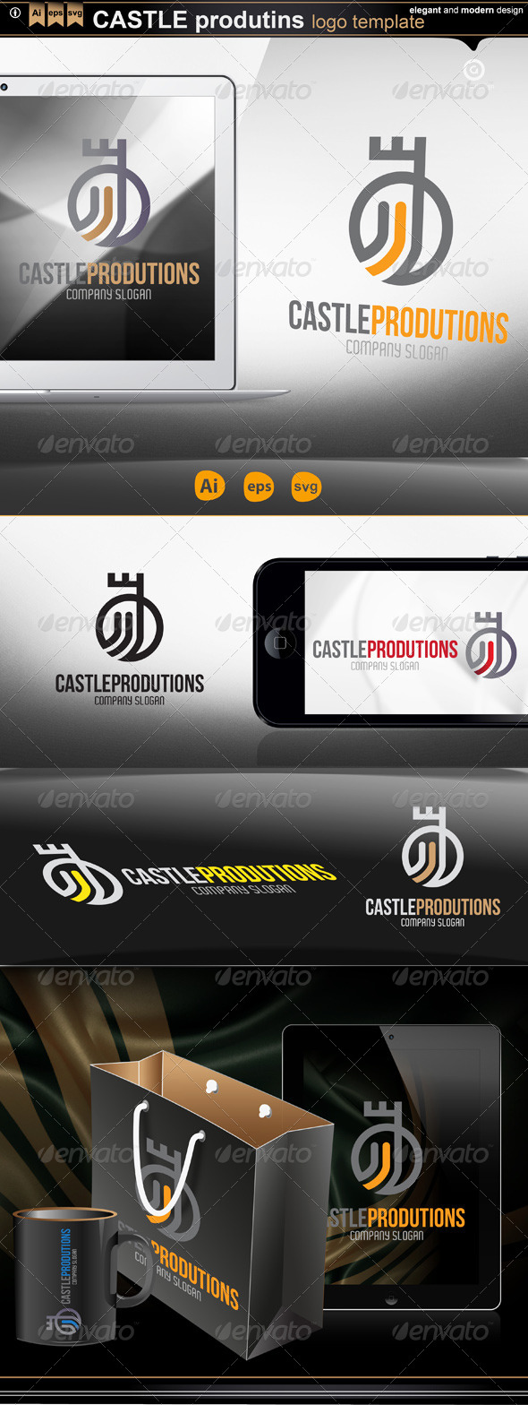 GraphicRiver Castle Productions 4251606